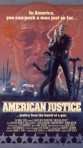 american justice lightning vhs front