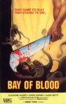 bay of blood gorgon vhs front