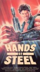 hands of steel lightning vhs front