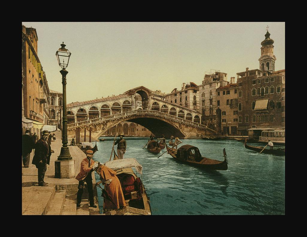 Il filo del destino di Venezia