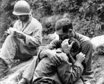 Korean War Dead Soldier