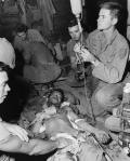 Korean War   U.S. Wounded   R&R