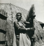 Constance Stuart Larrabee Africa Tribe Photographs Woman Photographer Black & White 30s 40s 1930s 1940s