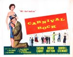 carnival_rock_poster_02 50s 1950s Poster Movie Girls Women Bad Illustration Pulp Exploitation