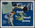 death_in_small_doses_poster_02 50s 1950s Poster Movie Girls Women Bad Illustration Pulp Exploitation