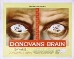 donovans_brain_poster_02 50s 1950s Poster Movie Girls Women Bad Illustration Pulp Exploitation