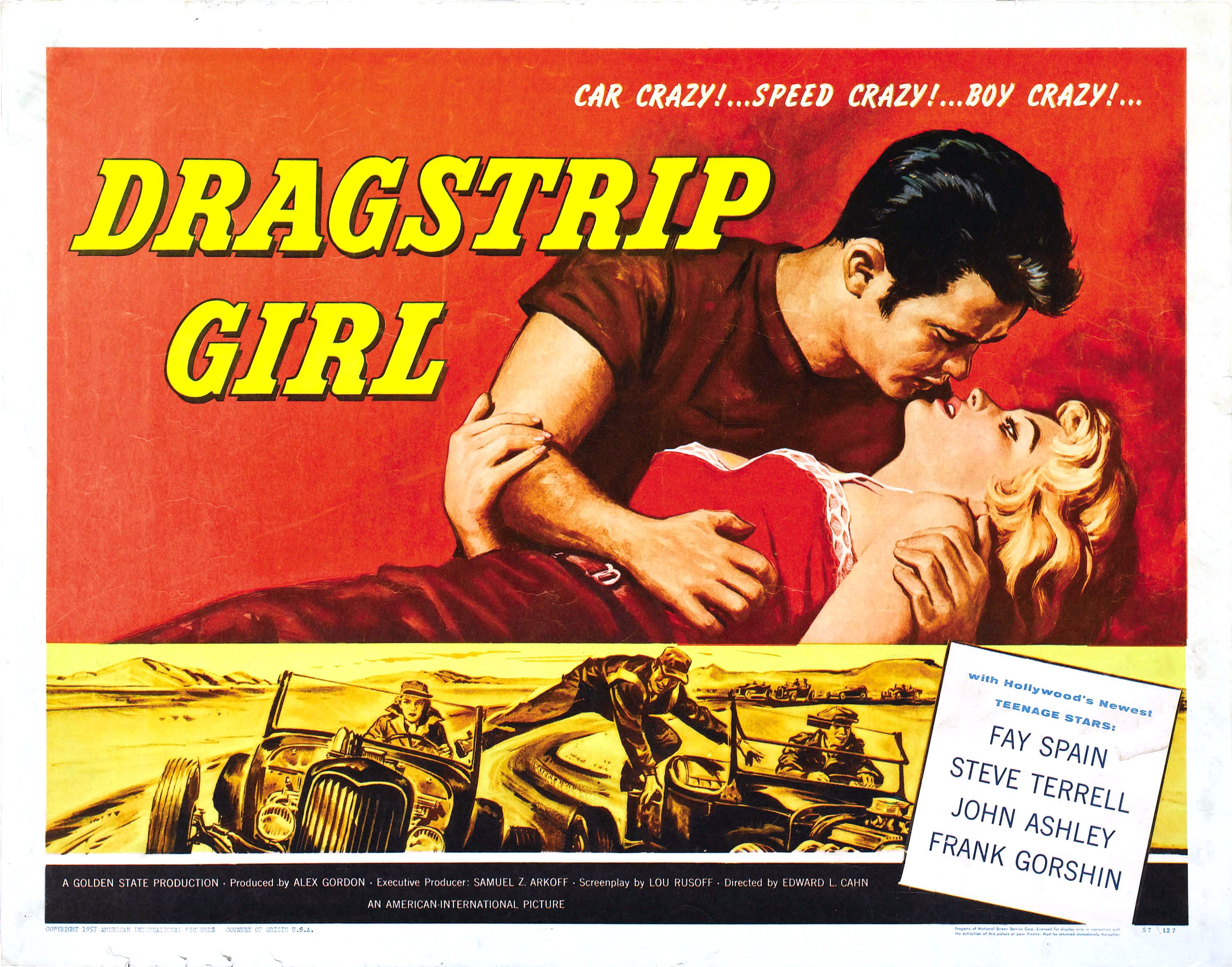 Drag strip girl full movie