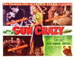gun_crazy_poster_02 50s 1950s Poster Movie Girls Women Bad Illustration Pulp Exploitation