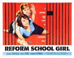 reform_school_girl_poster_02 50s 1950s Poster Movie Girls Women Bad Illustration Pulp Exploitation
