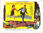 riot_in_juvenile_prison_poster_02 50s 1950s Poster Movie Girls Women Bad Illustration Pulp Exploitation