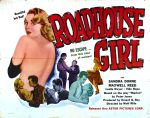 roadhouse_girl_poster_02 50s 1950s Poster Movie Girls Women Bad Illustration Pulp Exploitation